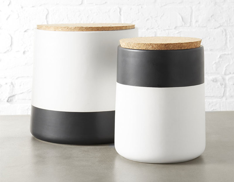 Keep Your Food And Decor Fresh With These 13 Modern Jars