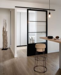 10 Examples Of Barn Doors In Contemporary Kitchens ...