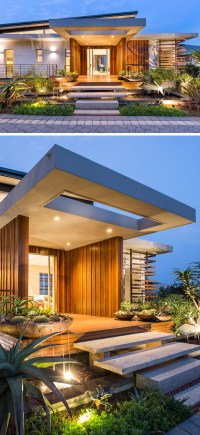 This House In South Africa Was Designed Around An Indoor