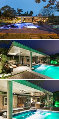 11 Modern Pool Houses To Get You Inspired For Summer ...