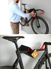 Put Your Bike On Display With These Wall Mounted Bike ...