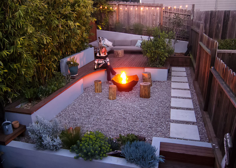 This Small Backyard In San Francisco Was Designed For