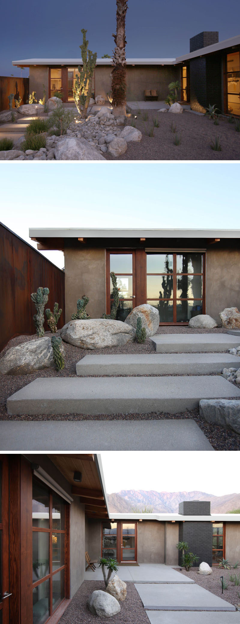 This Renovated MidCentury Modern Ranch House Is