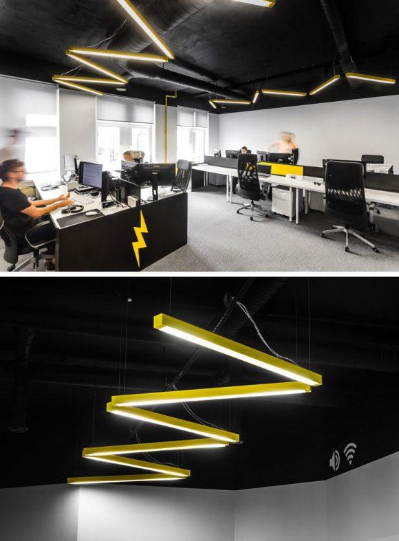 Office interior design photos
