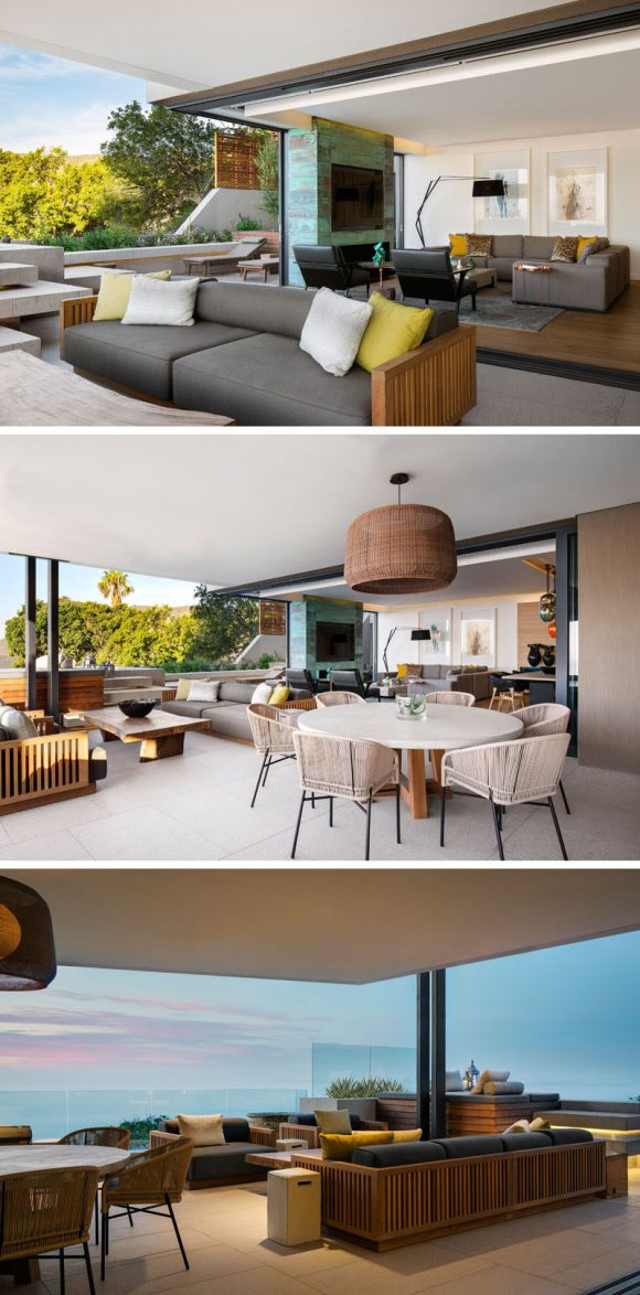 Contemporary interior design