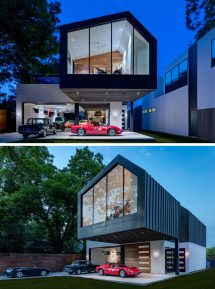 House In Texas Designed Include