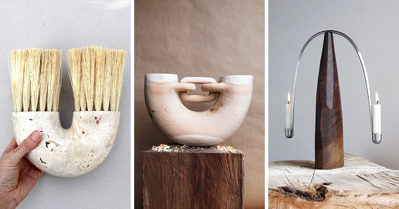 Ariele Alasko Makes These Creative Wood Sculptures And Home Decor Items  CONTEMPORIST