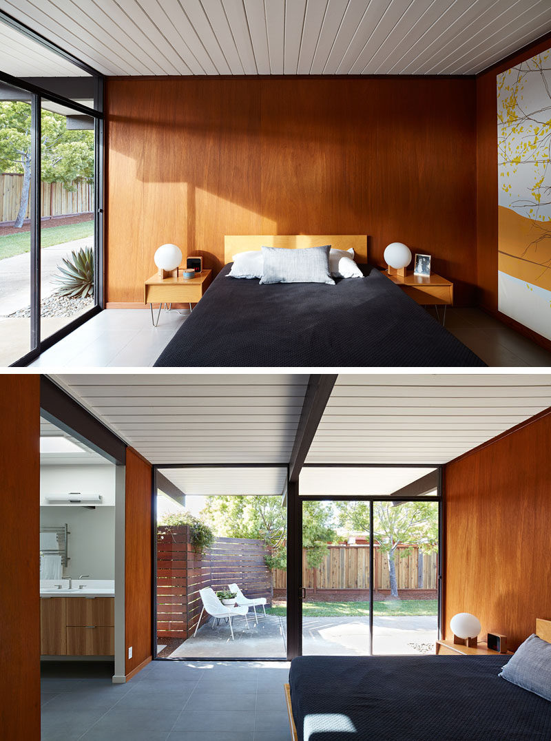 Klopf Architecture Gave This Eichler House An Extension