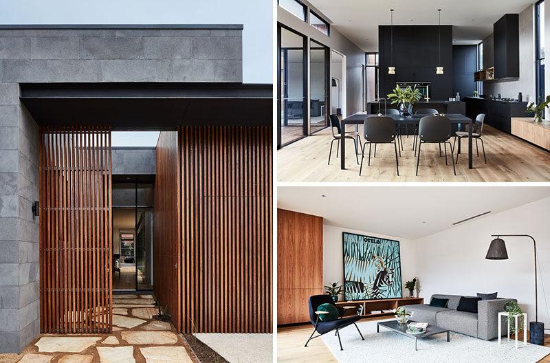 CONTEMPORIST: This Modern Australian House Wraps Around A ...