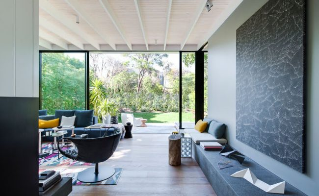 Sjb Design A Small House In A Small Town In Australia