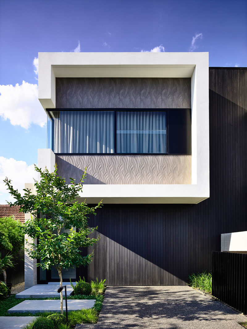 Jamison Architects Have Designed A Contemporary Duplex