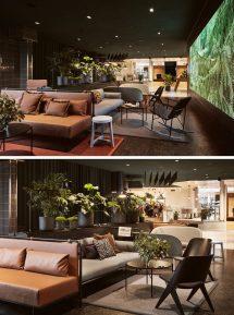 Fyra Interior Architects Redesigned Cumulus Hotel