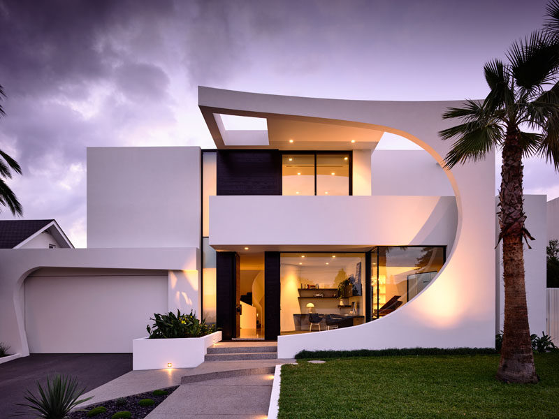 The Cosham Street House by Martin Friedrich Architects  CONTEMPORIST
