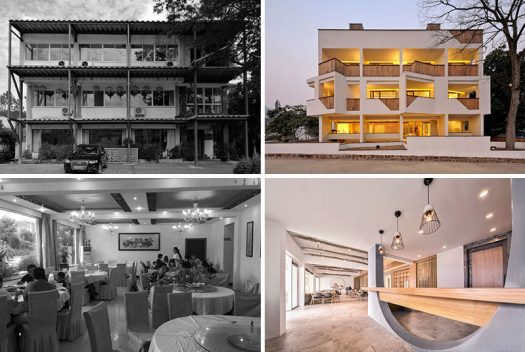 One Take Architects have recently completed the transformation of the Silver Linings Boutique Country Hotel in Yixing, China. #Hotel #Renovation#China #Architecture