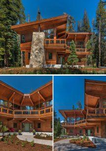 Overland Trail Cabin Bcv Architecture Interiors