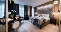 Bedroom Design Idea - This Hotel Has The Headboards Built ...
