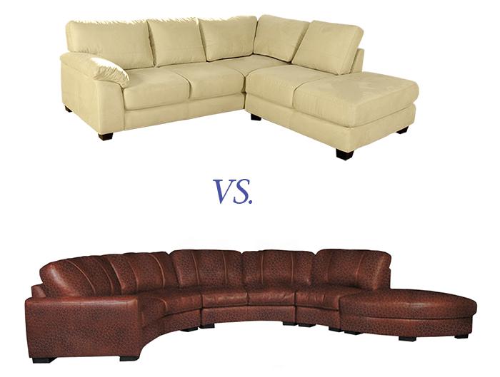 Leather Vs Microfiber Sofa