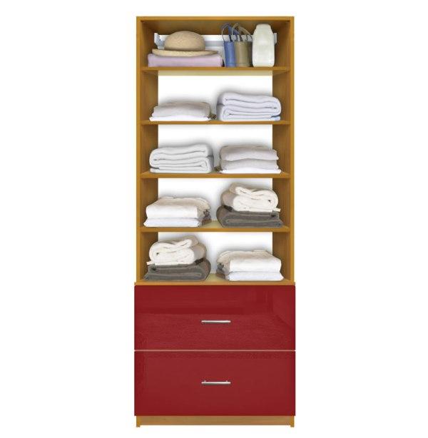 Closet Drawer Unit