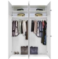 Wardrobe: Free Standing Wardrobe
