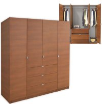 Wardrobe Closet: Wardrobe Closet Real Wood