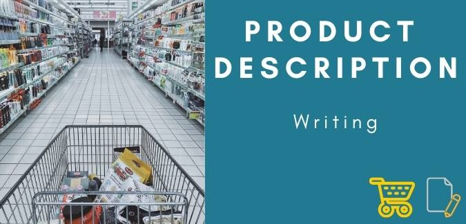 Content writing company provides Product description writing services