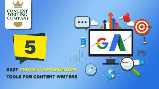 Optimization tool for Content writer