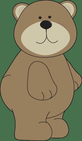 bear clip art bear