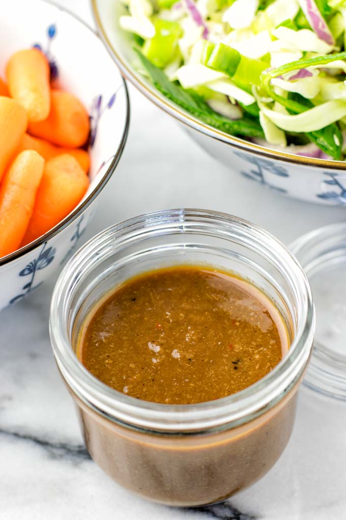 Tamarind is an important ingredient for this sauce.