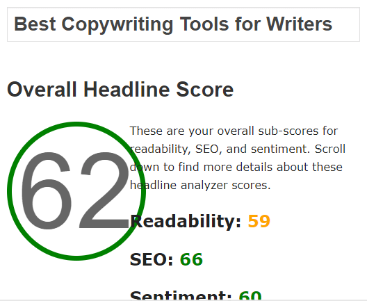 capitalize my title copywriting tool