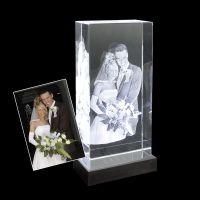 3D Glasfoto - Fotogeschenke