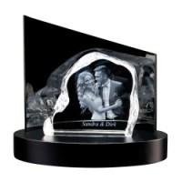 3D Glasfoto | Ihr 3D-Foto in Glas graviert | Contento-Shop