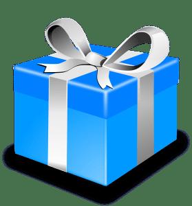 cadeau appât newsletter