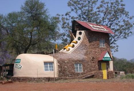 spectacular house
