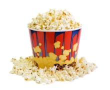 movie pop corn