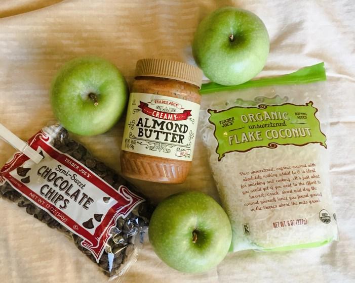 Healthy Halloween Apple Spider Web Recipe