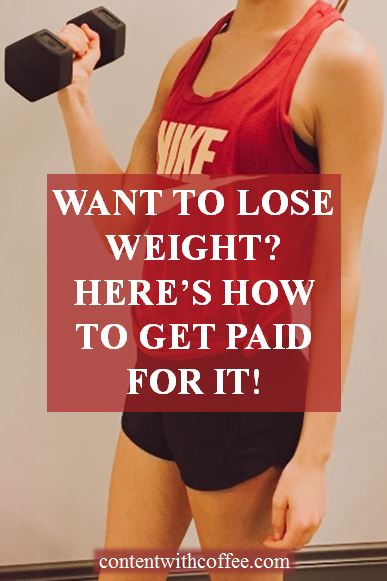 HealthyWage Weight Loss Motivation Pin