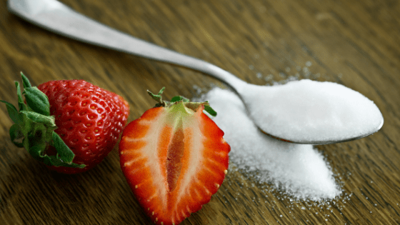 Added sugar is worse than naturally-occurring sugar