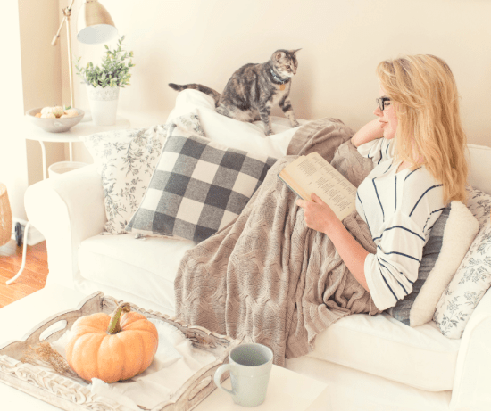 How to make your home cozy with living room decor