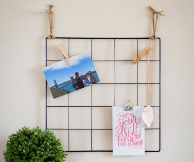 Fitness Goals Vision Board to Stay Motivated to Work Out