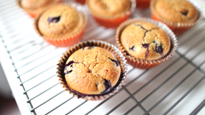 Add healthy baked goods to your healthy snacks list