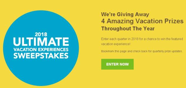 Vacation Experiences Showtime in NYC Sweepstakes – Stand Chance to Win 105,000 Starpoints