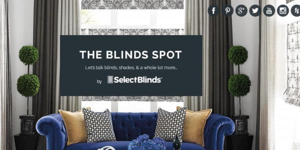 $2018 Credit to SelectBlinds Giveaway – Stand Chance to Win Free $2018 Cash