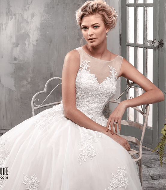 Bridal Guide Sweepstakes - Chance To Win Mary\'s Bridal Wedding Gown ...