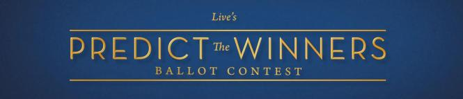 LIVE's Predict the Winners Ballot Contest and Sweepstakes - Stand a Chance to Win $5000 USD