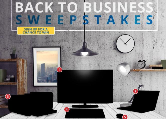 TigerDirect.com's Back to Business Sweepstakes – Stand Chance to Win a Laptop, Monitor, All-in-One Printer, Mouse, Keyboard