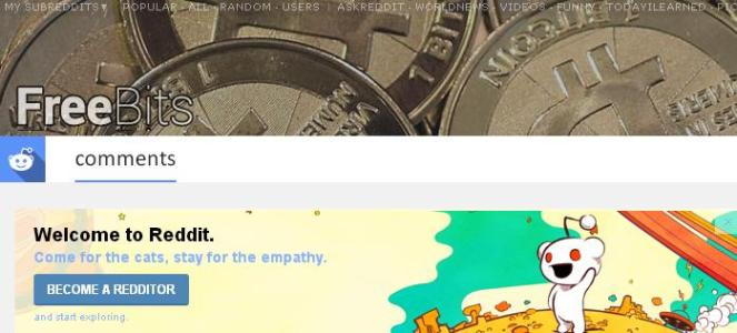Reddit Bitcoin Giveaway – Stand Chance to Win Free Bitcoin
