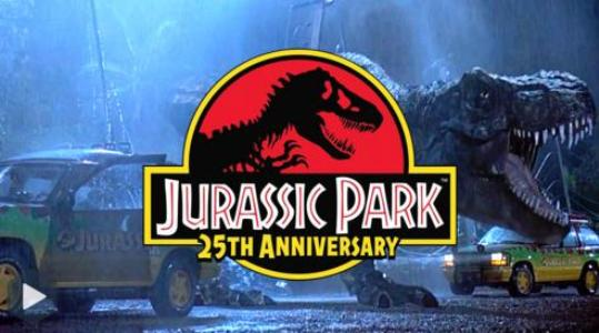 Jurassic Park 25th Anniversary Contest – Chance to Win Awesome Prizes