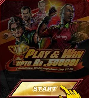 Play CricCards Championship Season3 contest– Chance to Win Paytm Cash, Amazon Gift Card