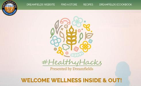 Dreamfields HealthyHacks Cash Sweepstakes – Chance to Win a $1,000 Visa Gift Card, Apple Watch
