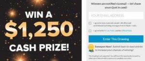 In Touch Weekly New Years Sweepstakes – Chance to Win a $1,250 Cash Prize